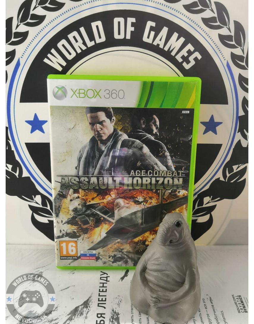 Ace Combat Assault Horizon [Xbox 360]