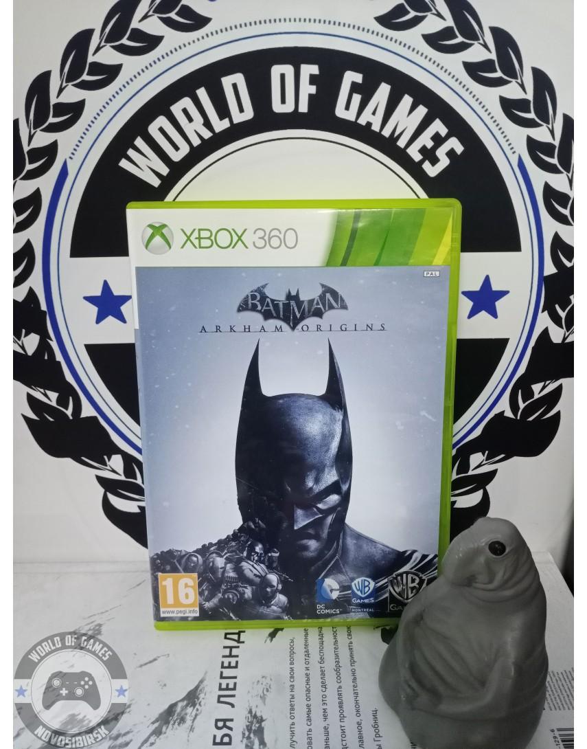 Batman Arkham Origins [Xbox 360]