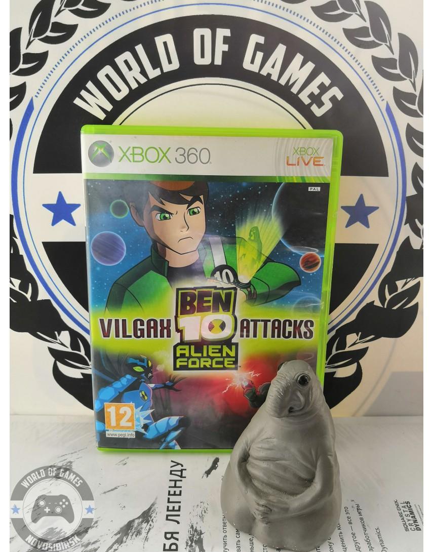 Ben 10 Alien Force Vilgax Attacks [Xbox 360]