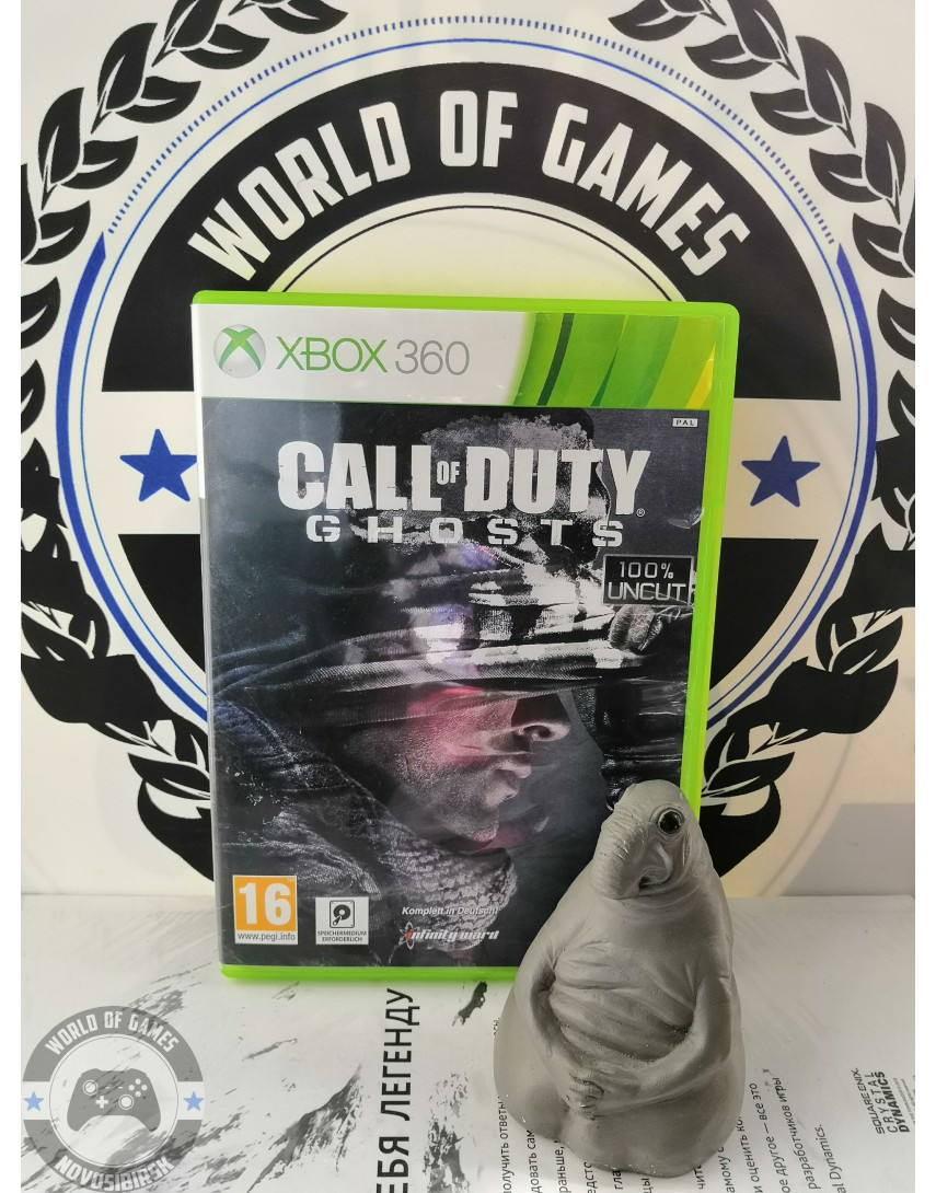 Call of Duty Ghost [Xbox 360]