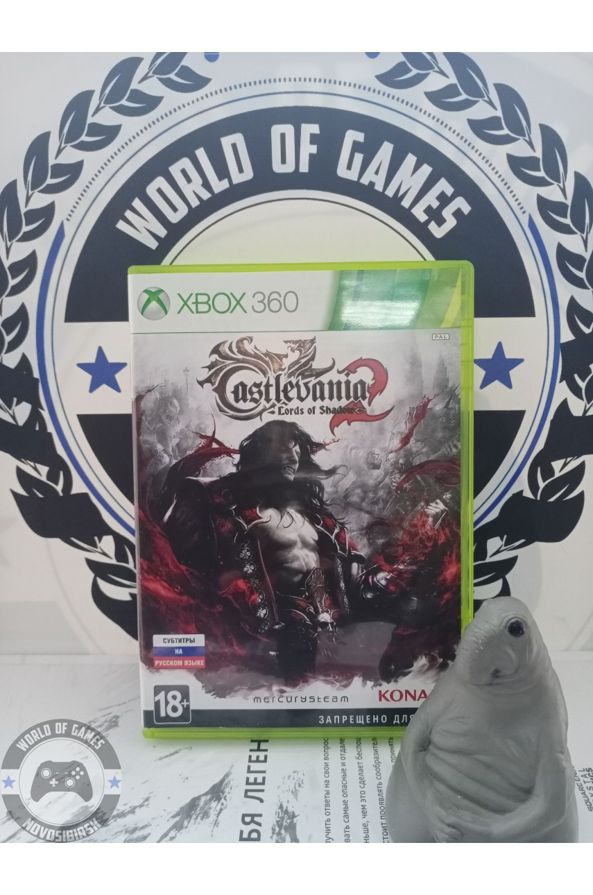 Castlevania Lords of Shadow 2 [Xbox 360]