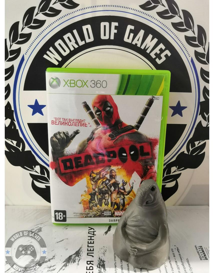 Deadpool The Game [Xbox 360]