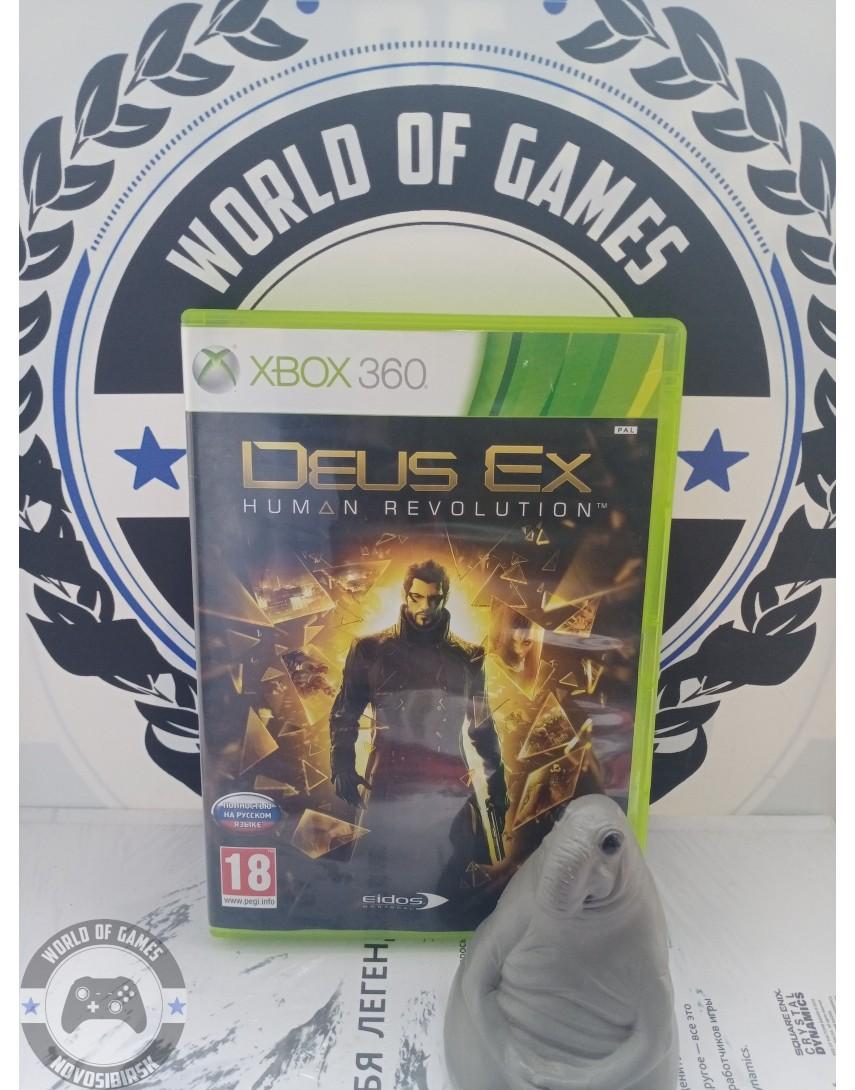 Deus Ex Human Revolution [Xbox 360]