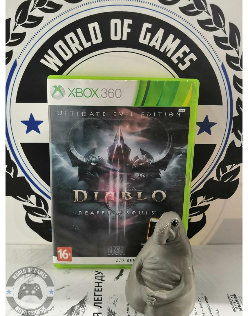 Diablo 3 Reaper of Souls [Xbox 360]