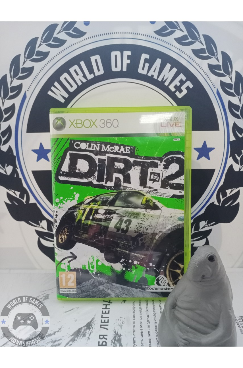 Dirt 2 [Xbox 360]