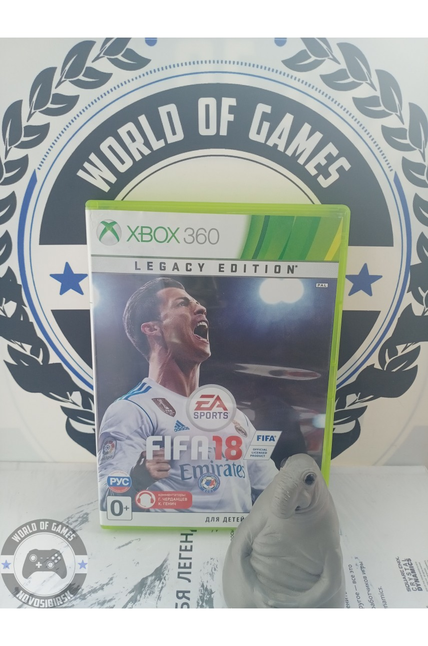 FIFA 18 [Xbox 360]