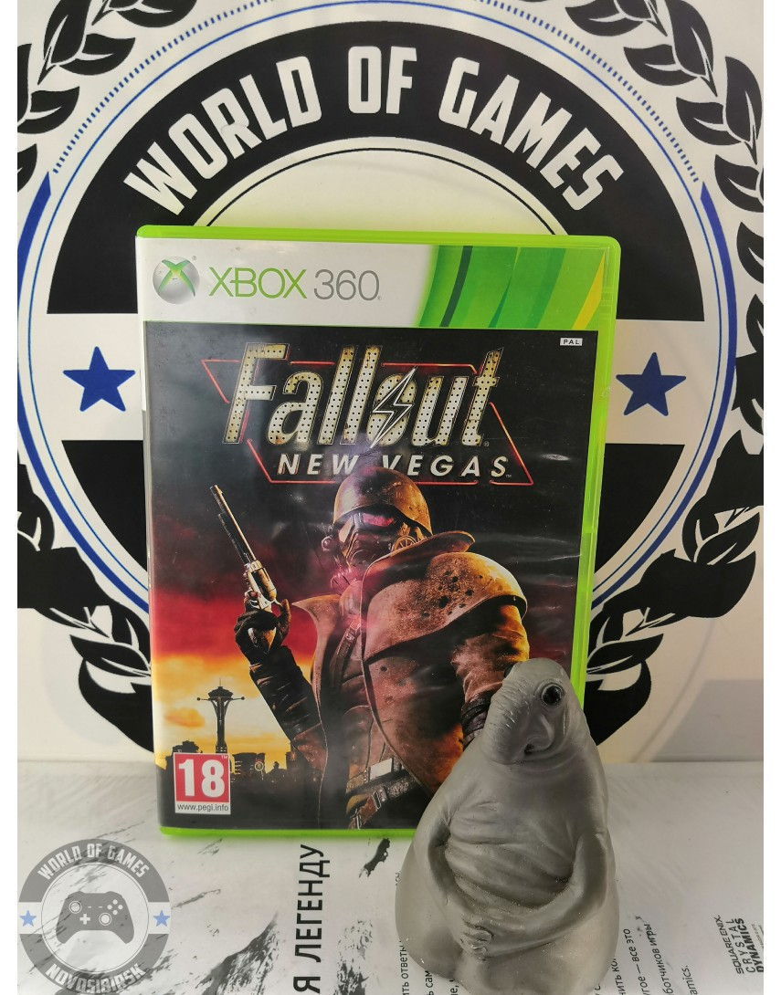 Fallout New Vegas [Xbox 360]