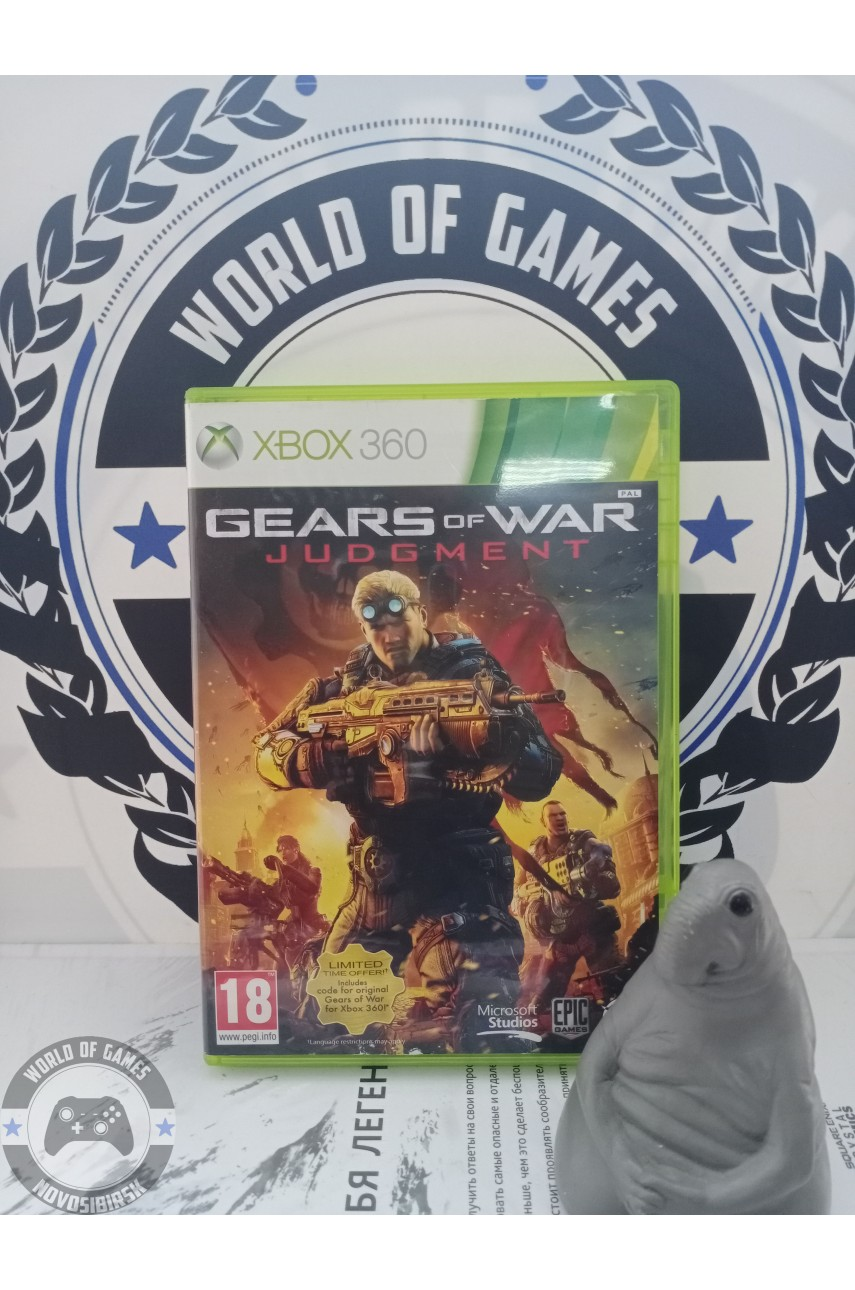 Gears of War Judgment [Xbox 360]
