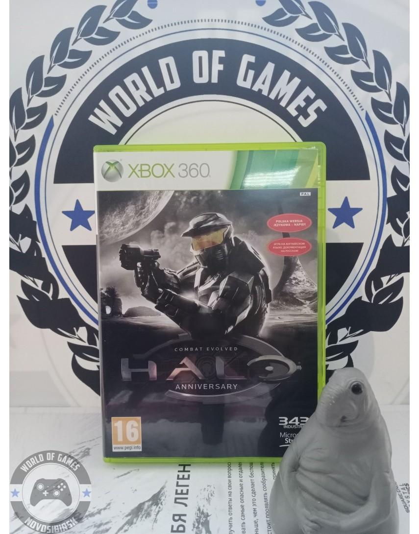 Halo Combat Evolved Anniversary [Xbox 360]
