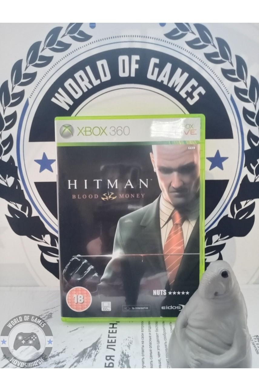 Hitman Blood Money [Xbox 360]