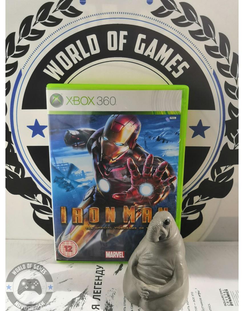 Iron Man [Xbox 360]