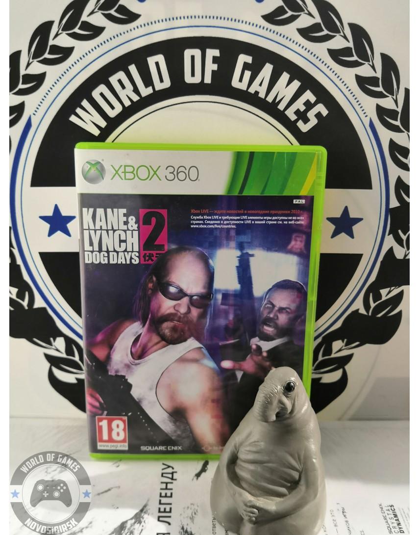 Kane & Lynch 2 Dog Days [Xbox 360]