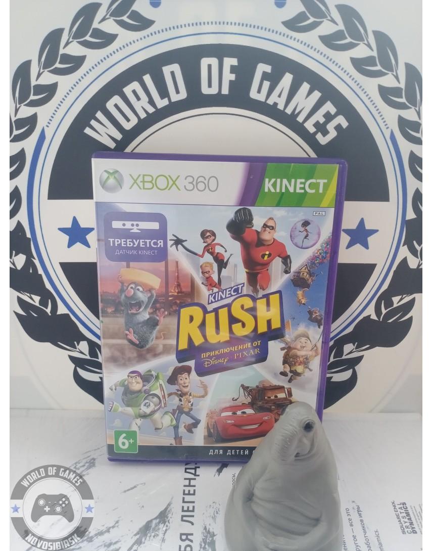 Kinect Rush A Disney Pixar Adventure [Xbox 360]