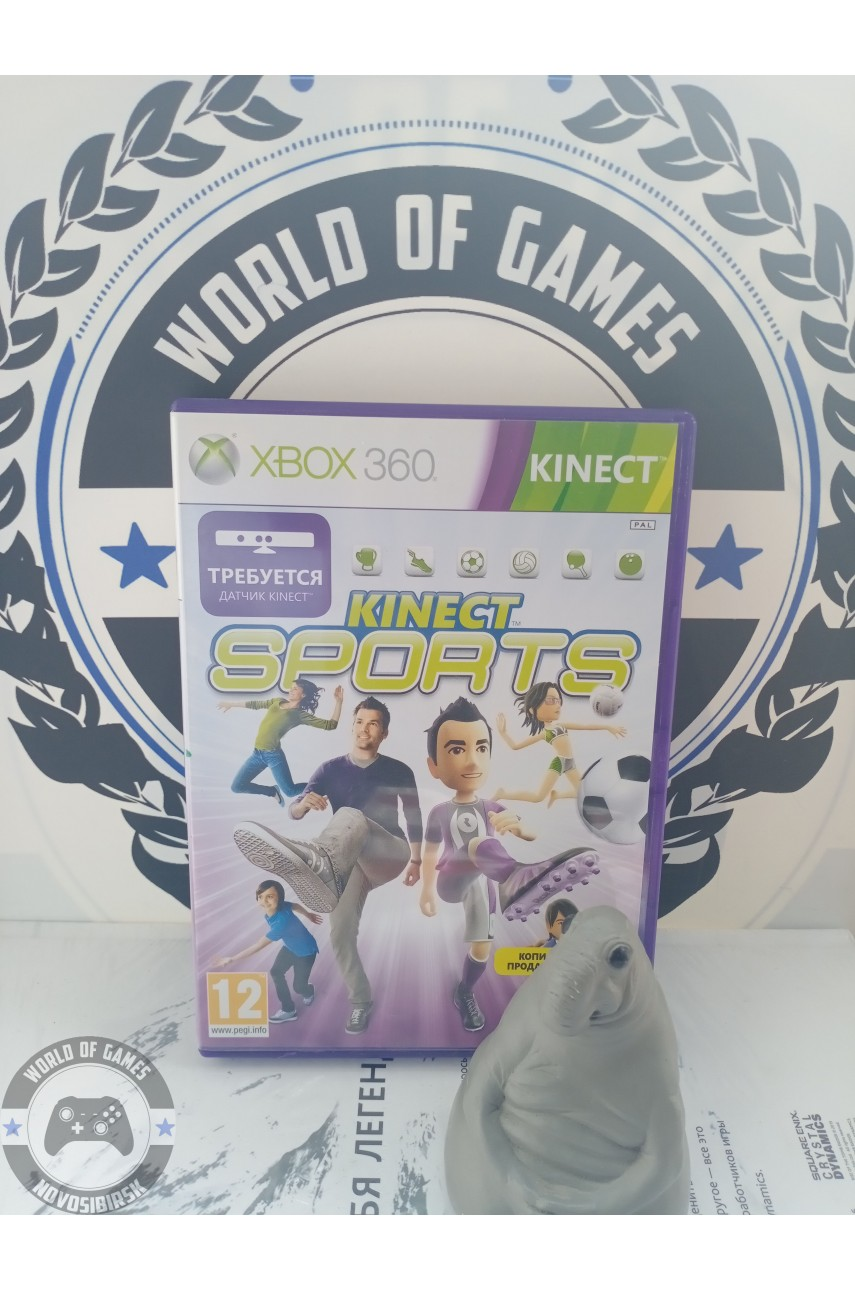 Kinect Sports [Xbox 360]