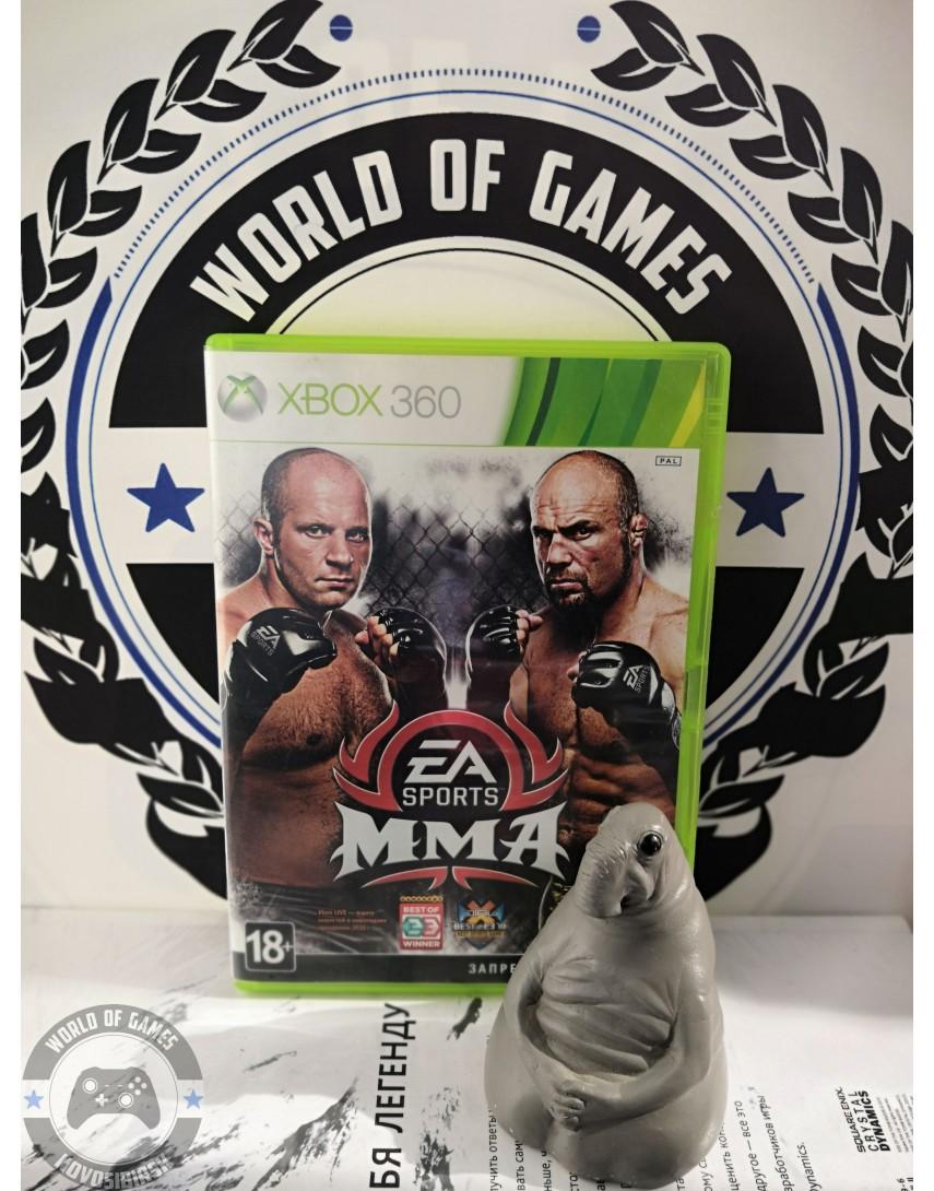 MMA [Xbox 360]