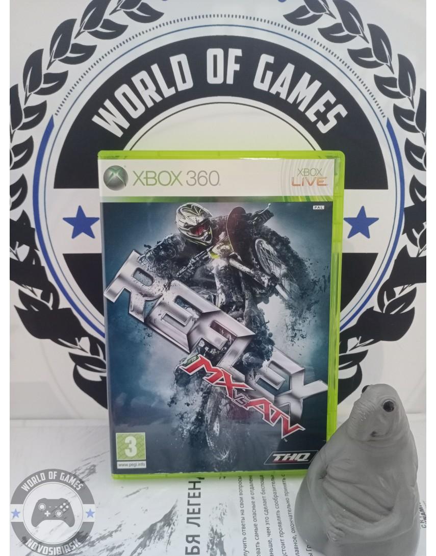 MX vs ATV Reflex [Xbox 360]