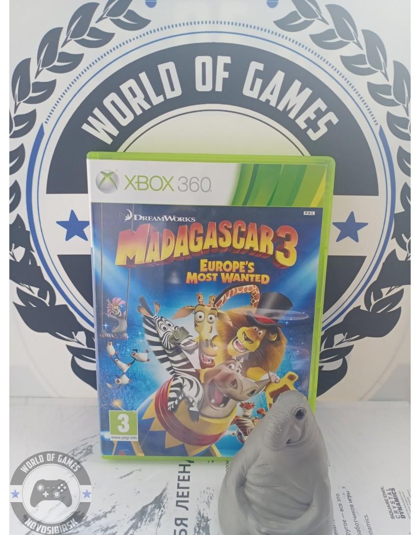 Madagascar 3 The Video Game [Xbox 360]
