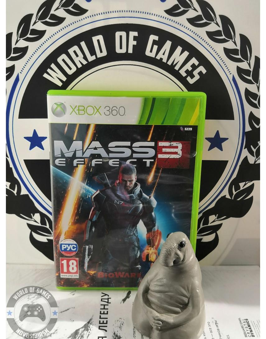 Mass Effect 3 [Xbox 360]