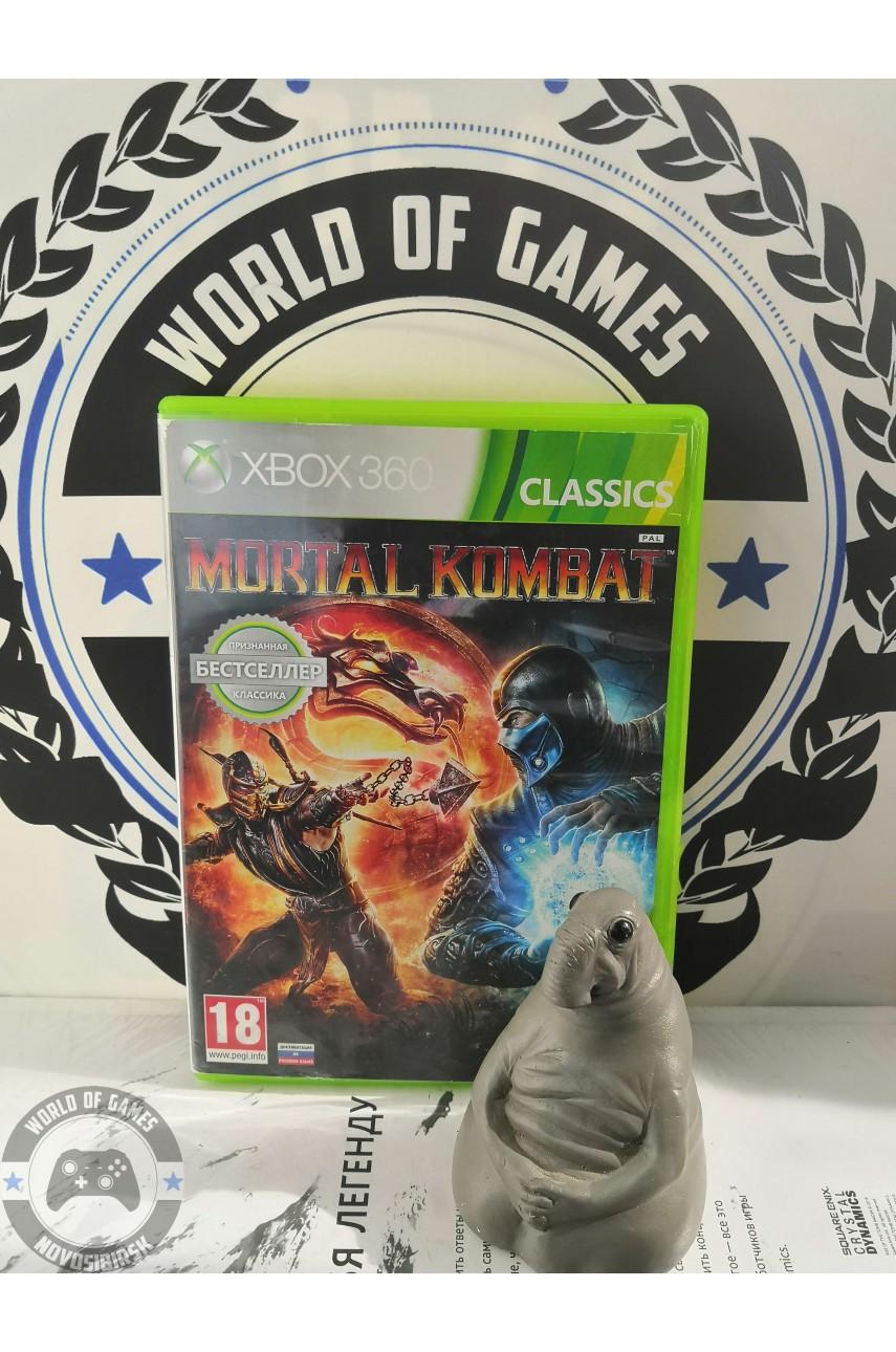 Mortal Kombat 9 [Xbox 360]