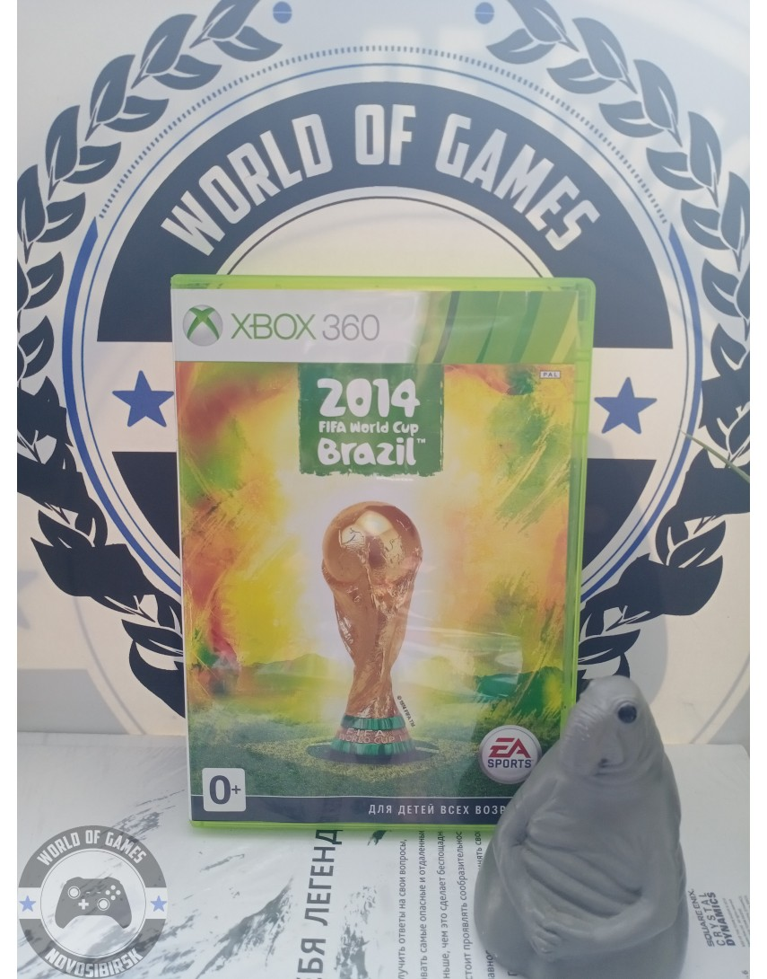 2014 FIFA World Cup Brazil [Xbox 360]
