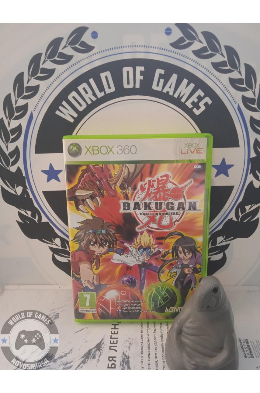 Bakugan Battle Brawlers [Xbox 360]
