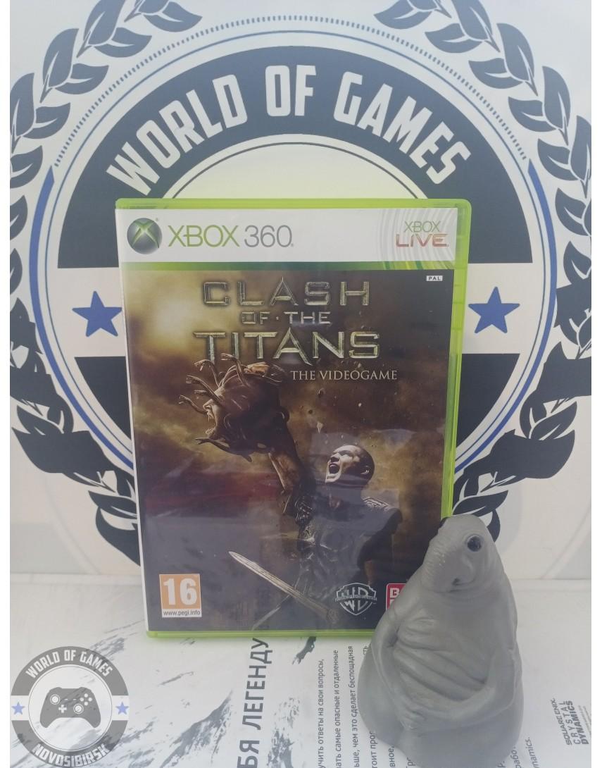 Clash of the Titans [Xbox 360]