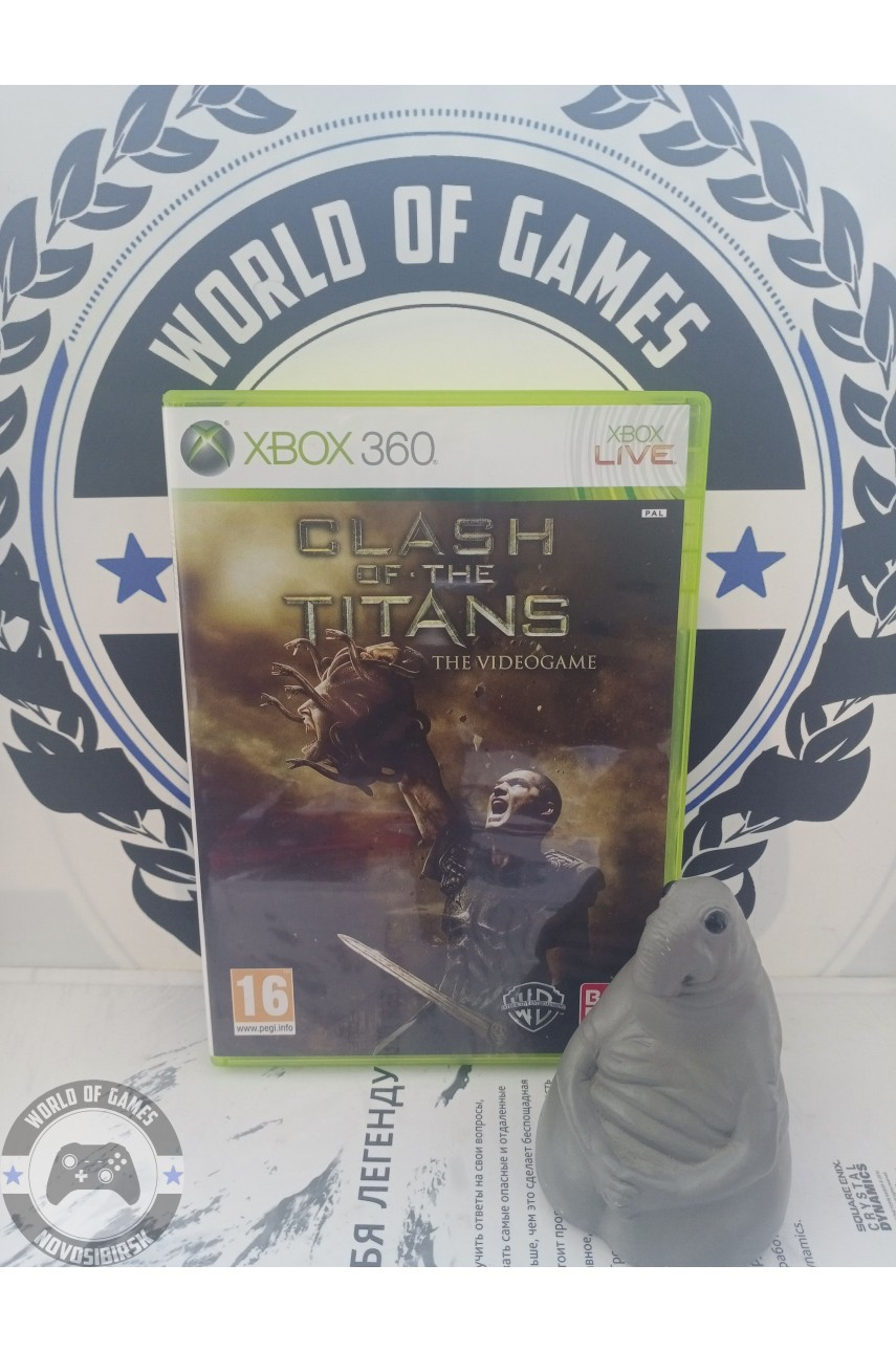 Clash of the Titans [Xbox 360]