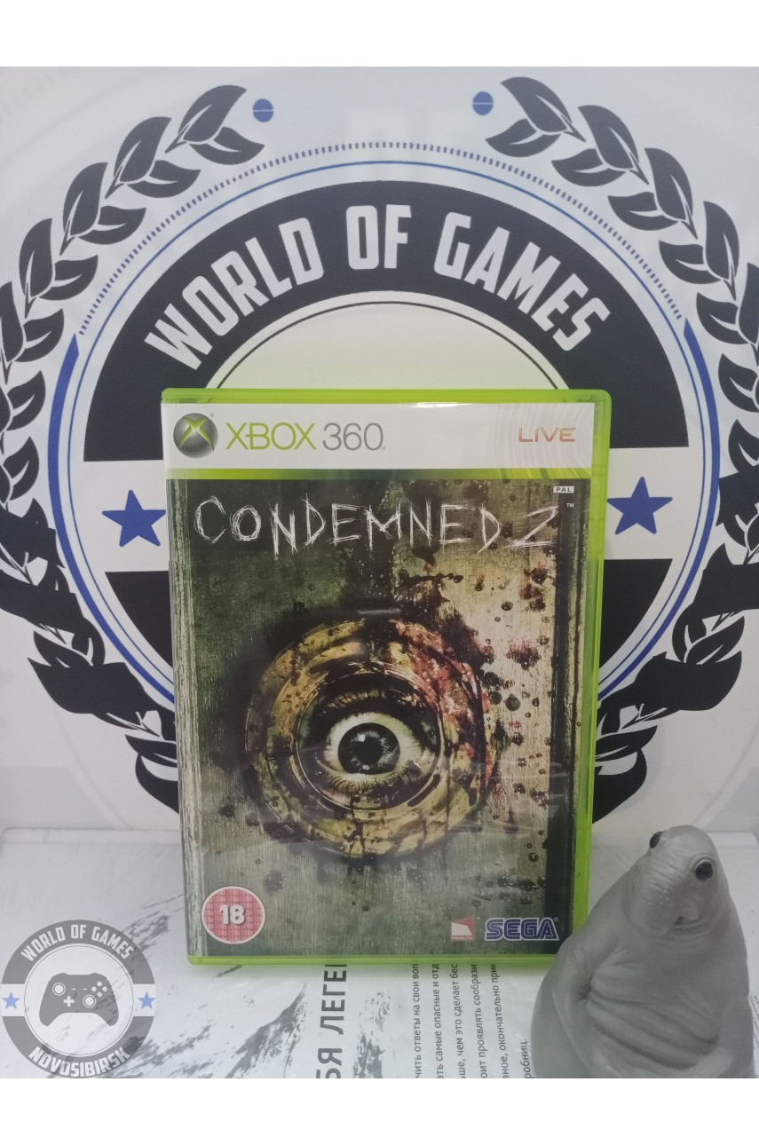 Condemned 2 Bloodshot [Xbox 360]