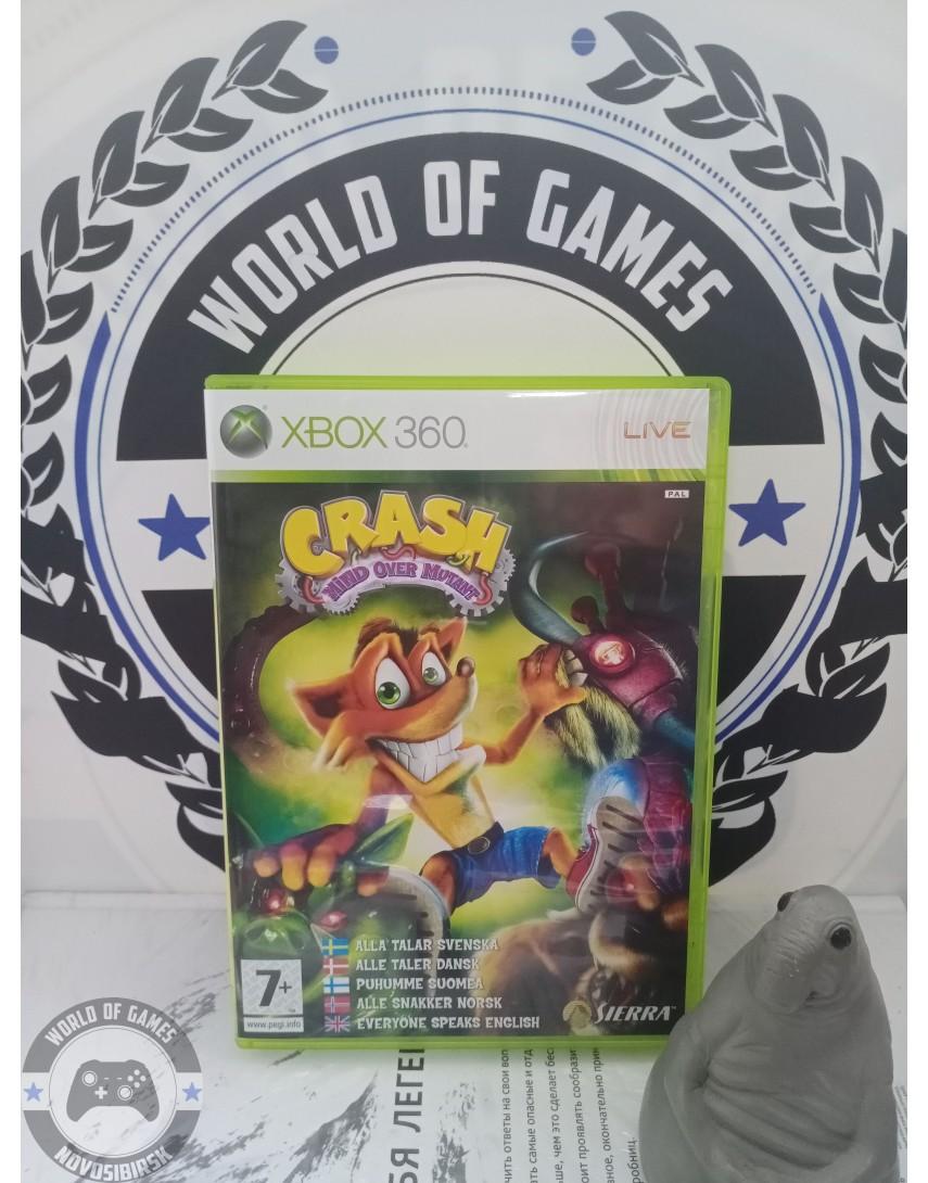 Crash Bandicoot Mind Over Mutant [Xbox 360]