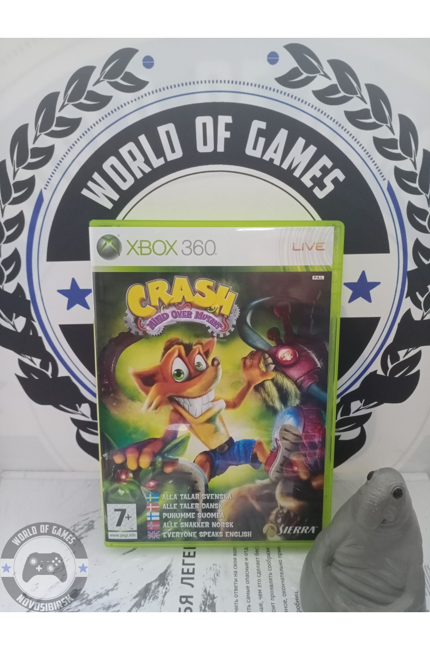 Crash Bandicoot Mind Over Mutant [Xbox 360]