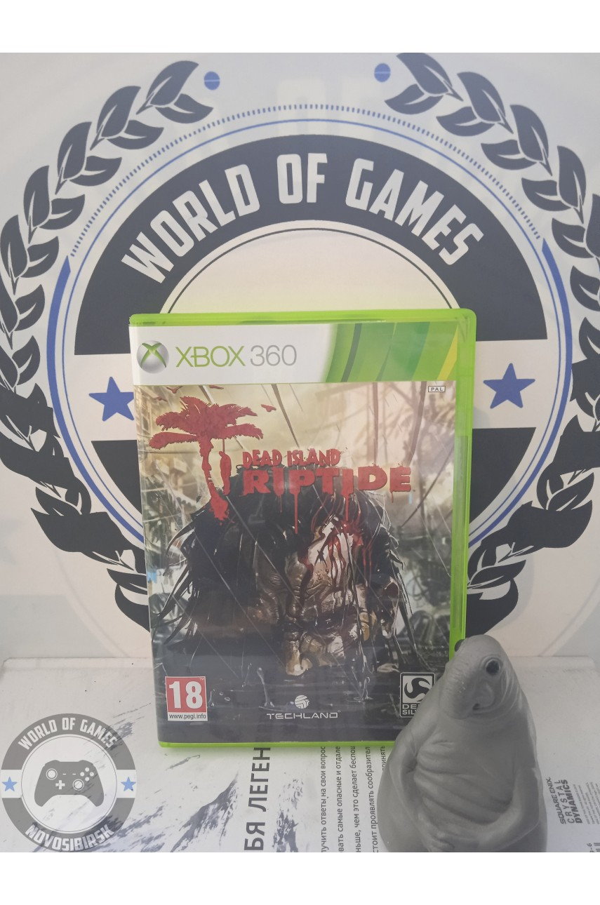 Dead Island Riptide [Xbox 360]