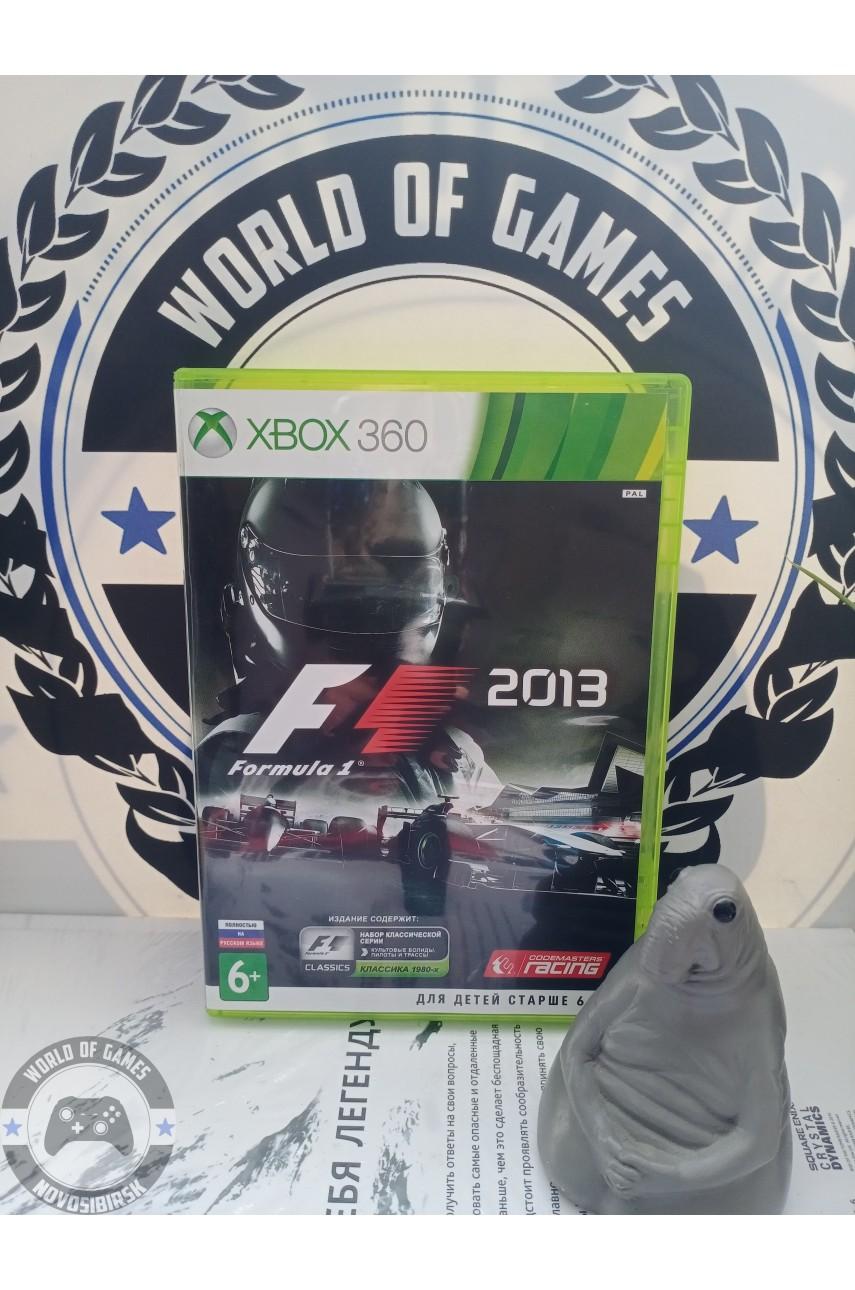 F1 2013 [Xbox 360]