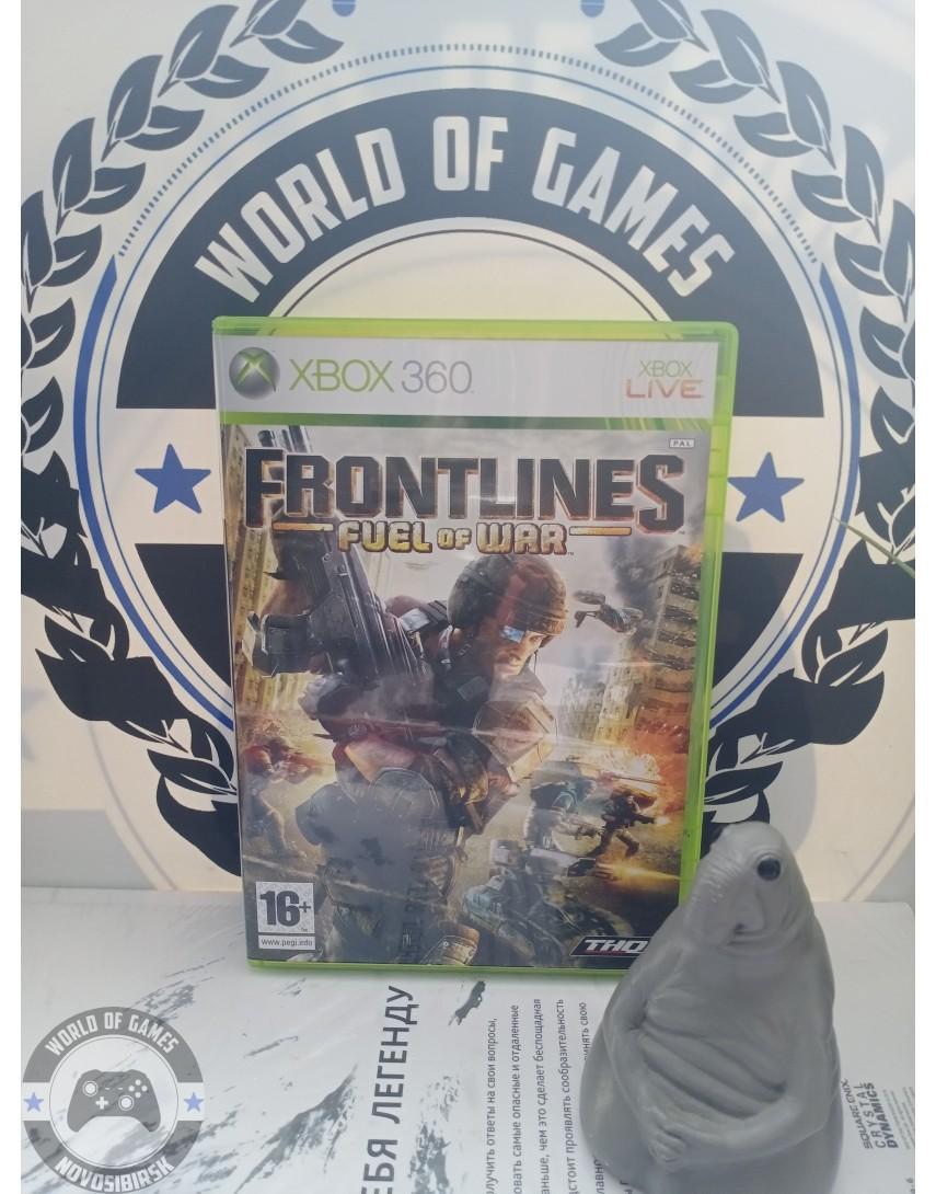 Frontlines Fuel of War [Xbox 360]