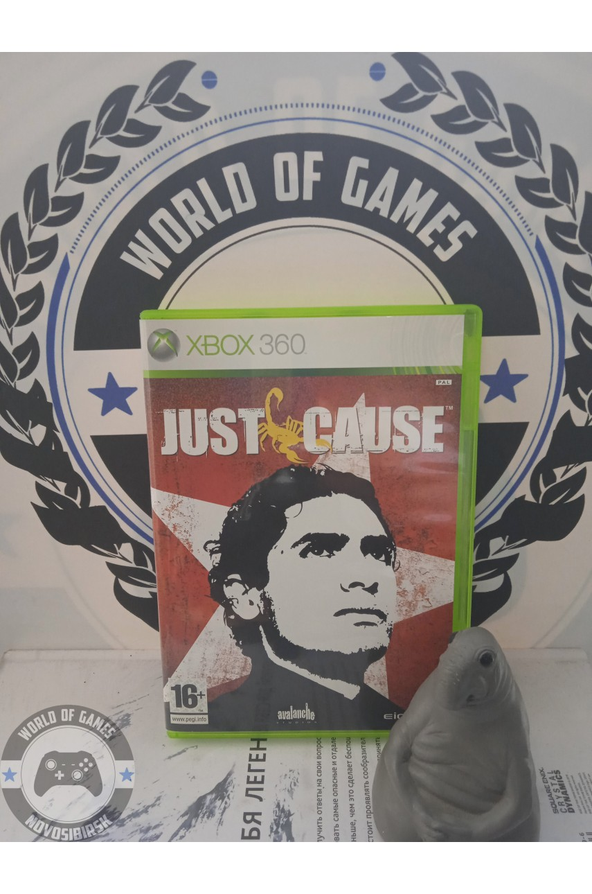 Just Cause [Xbox 360]