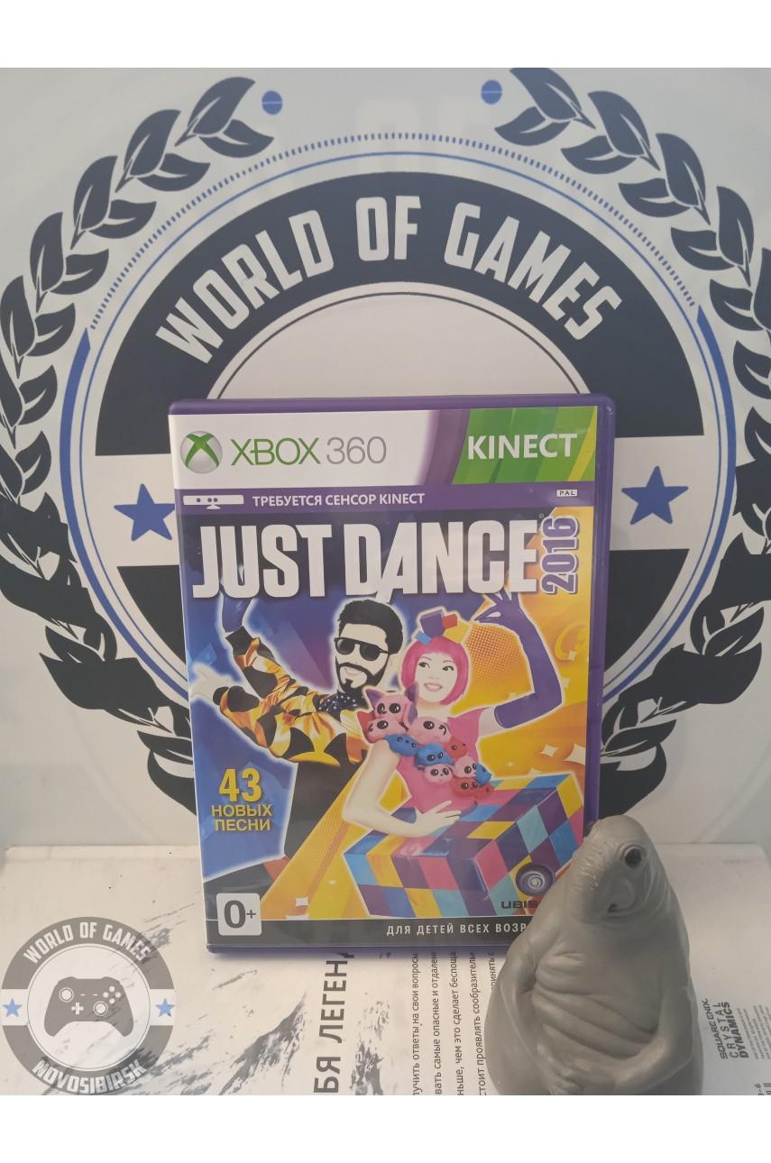 Just Dance 2016 [Xbox 360]