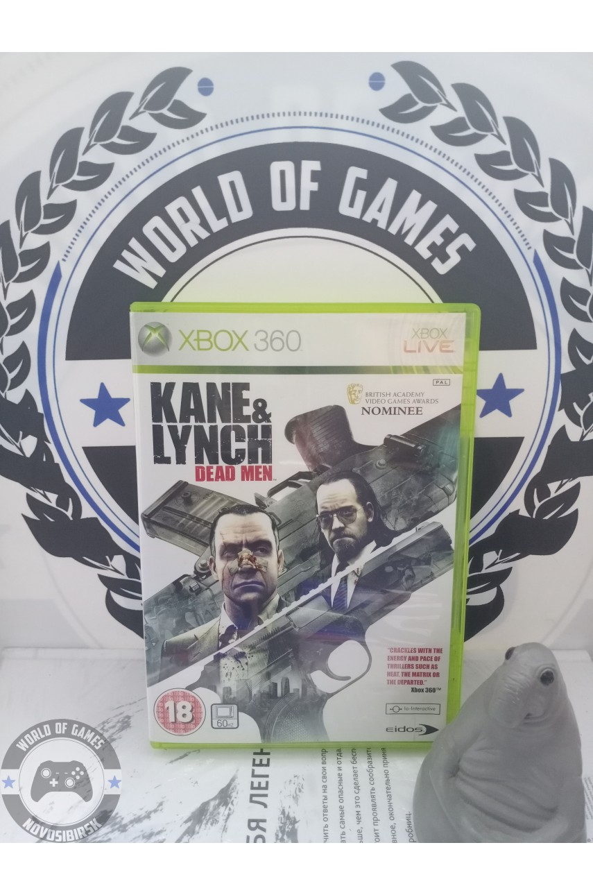 Kane & Lynch Dead Men [Xbox 360]