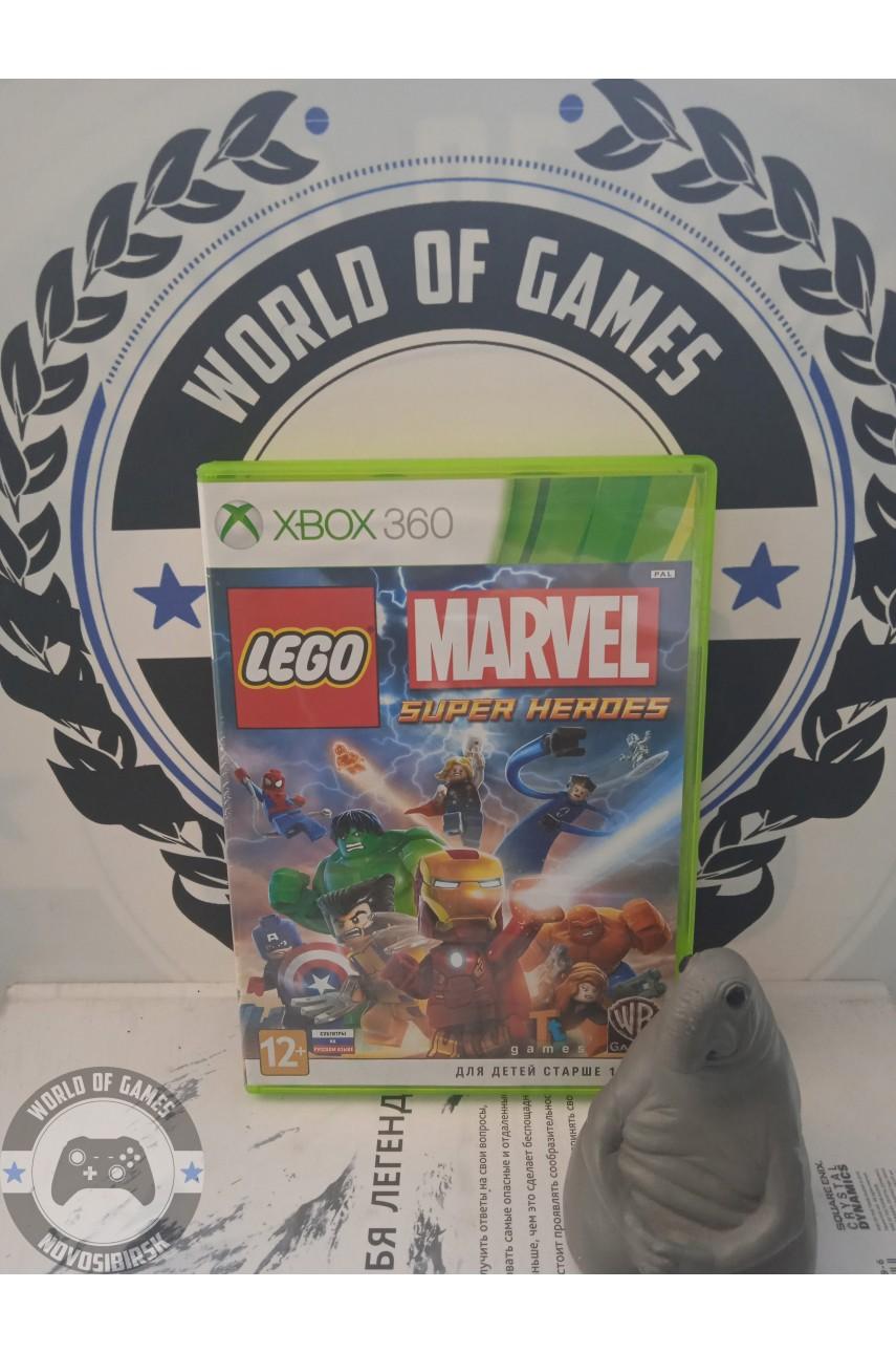 LEGO Marvel Super Heroes [Xbox 360]