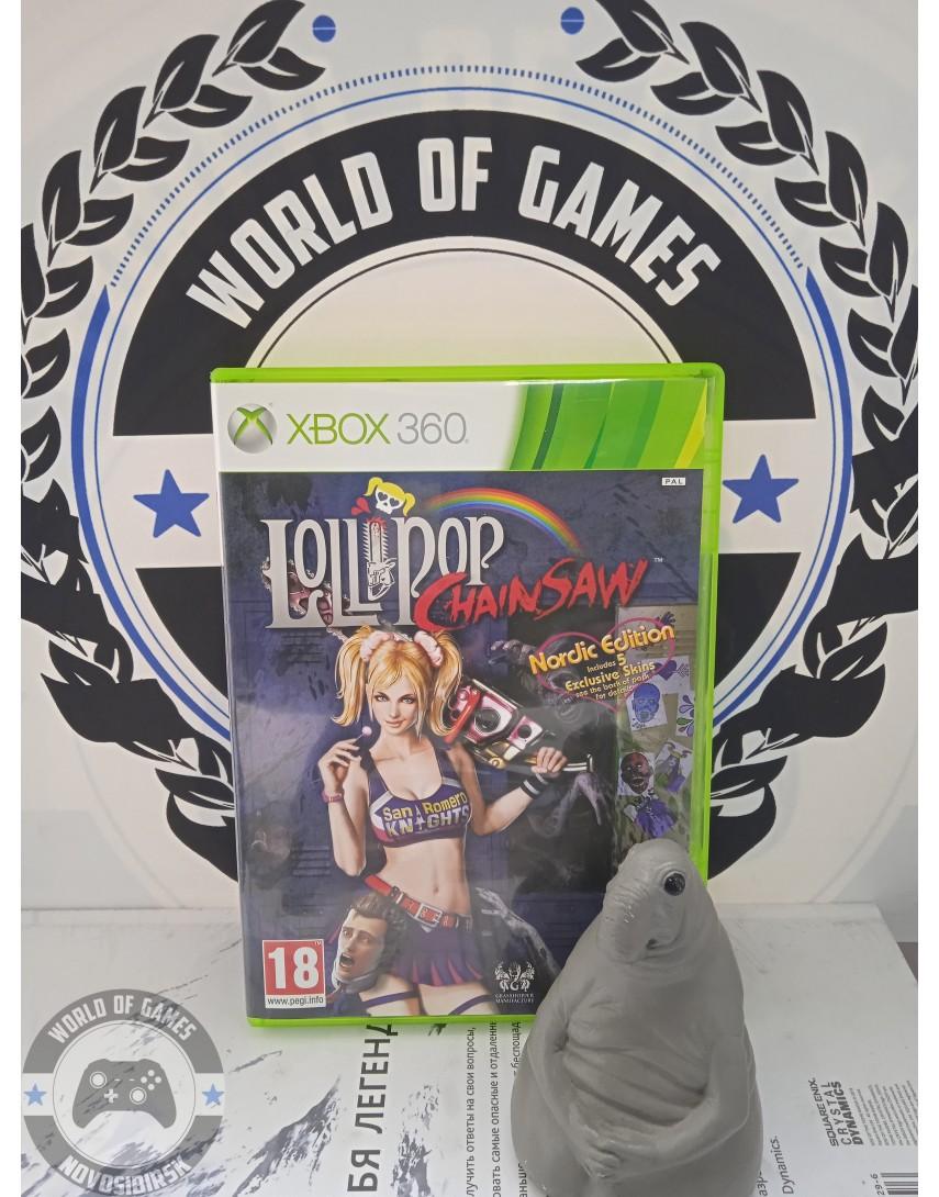 Lollipop Chainsaw [Xbox 360]