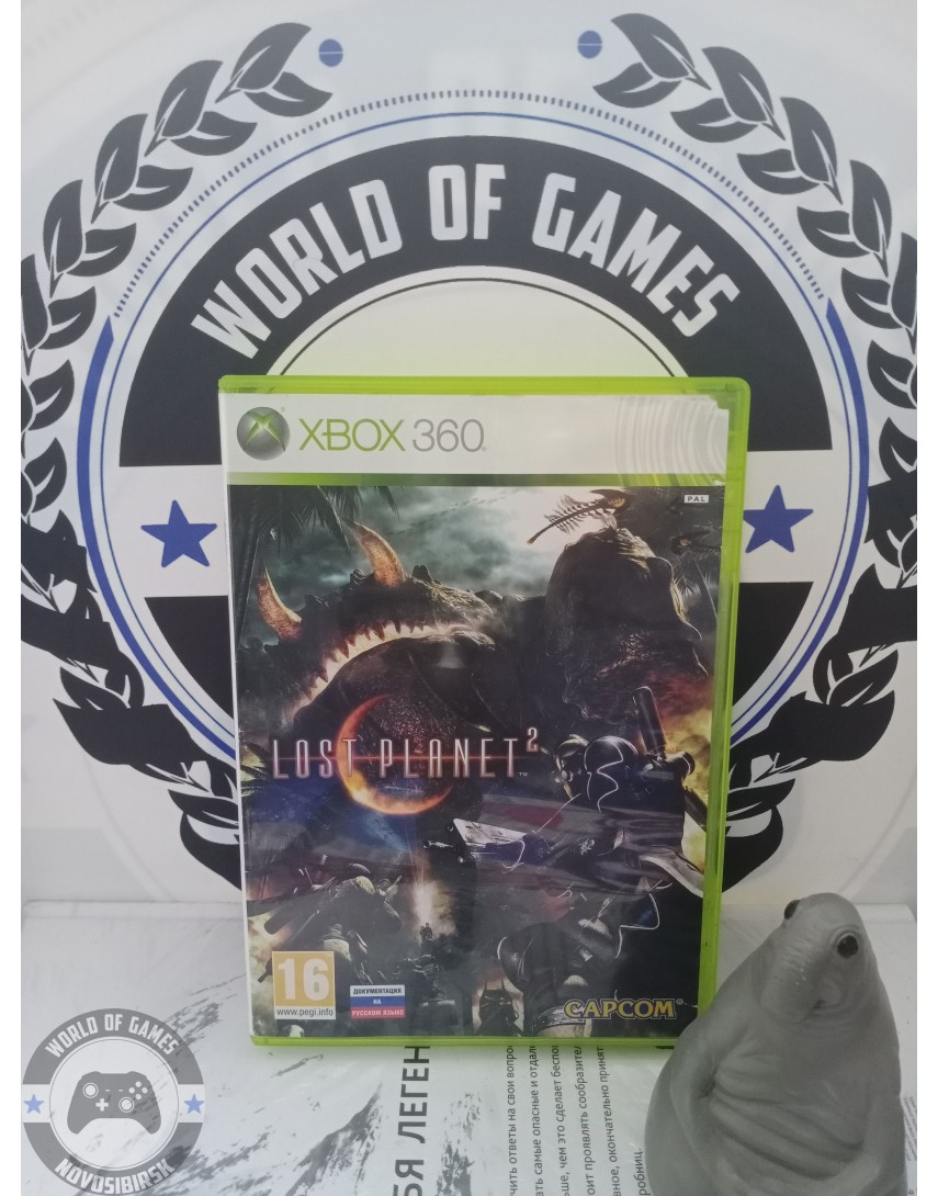 Lost Planet 2 [Xbox 360]