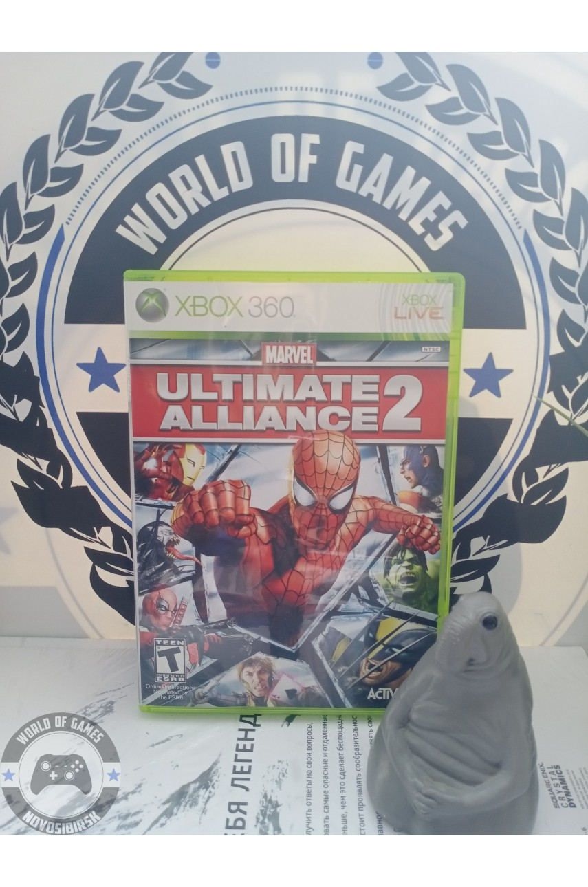 Marvel Ultimate Alliance 2 [Xbox 360]