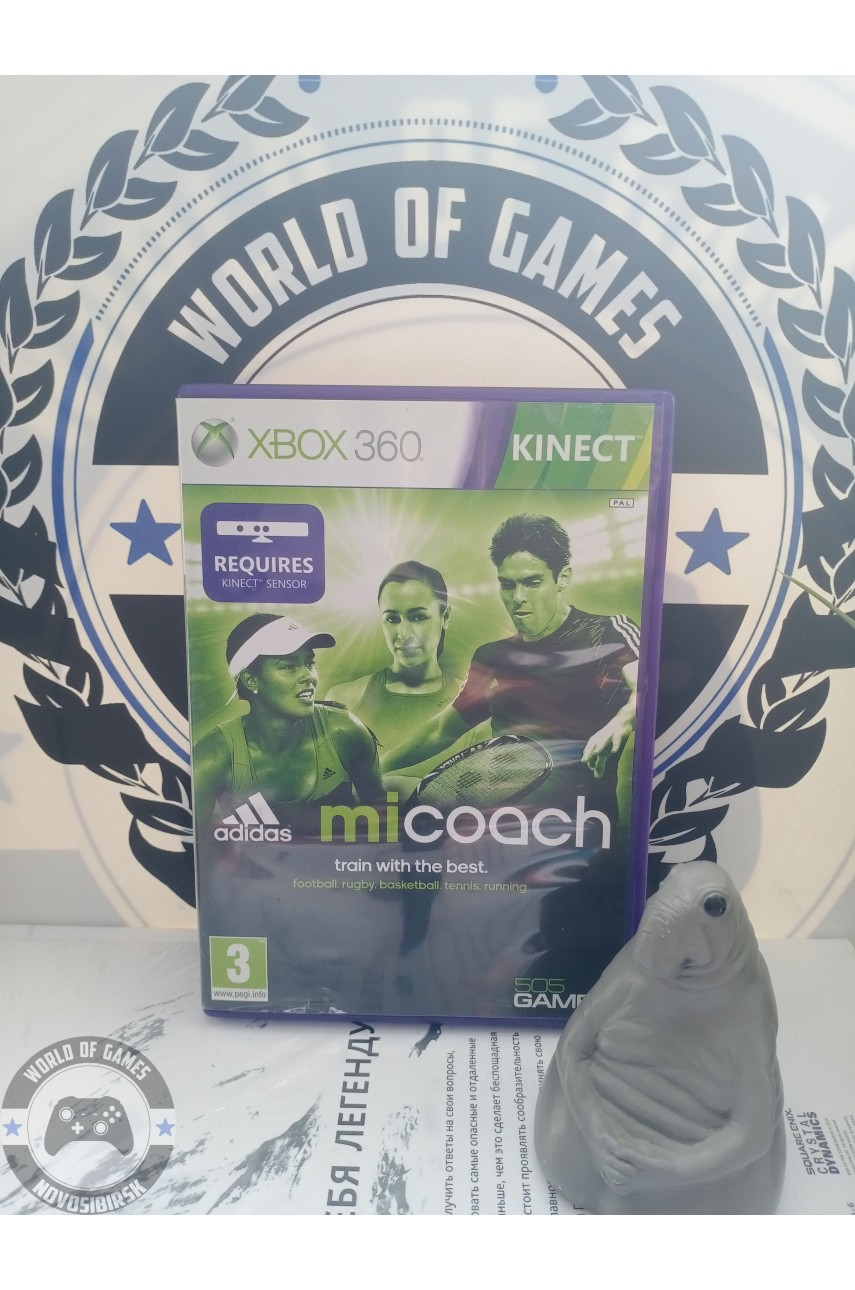 Micoach [Xbox 360]