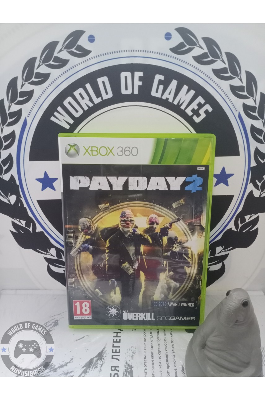 Pay Day 2 [Xbox 360]