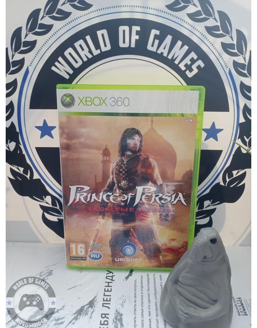 Prince of Persia Забытые пески [Xbox 360]