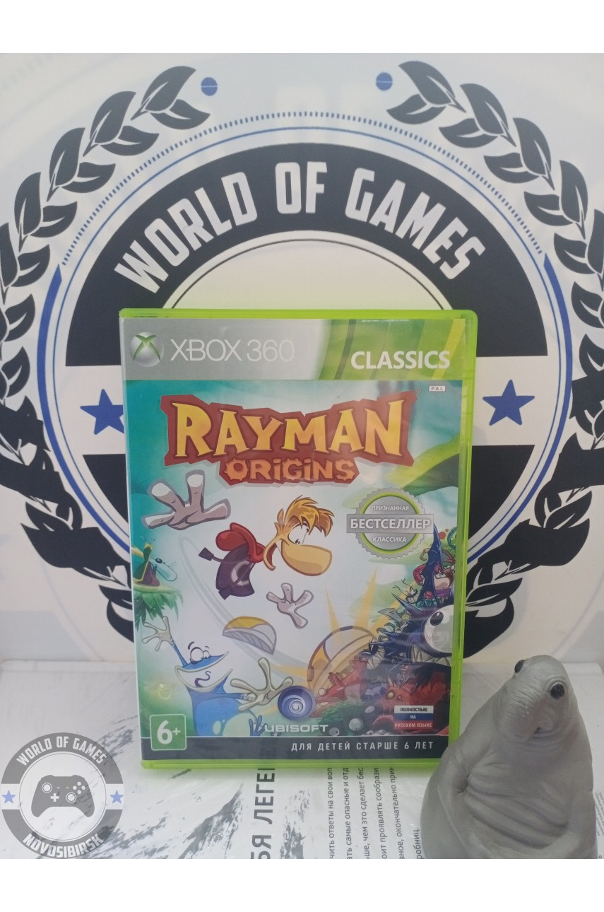 Rayman Origins [Xbox 360]