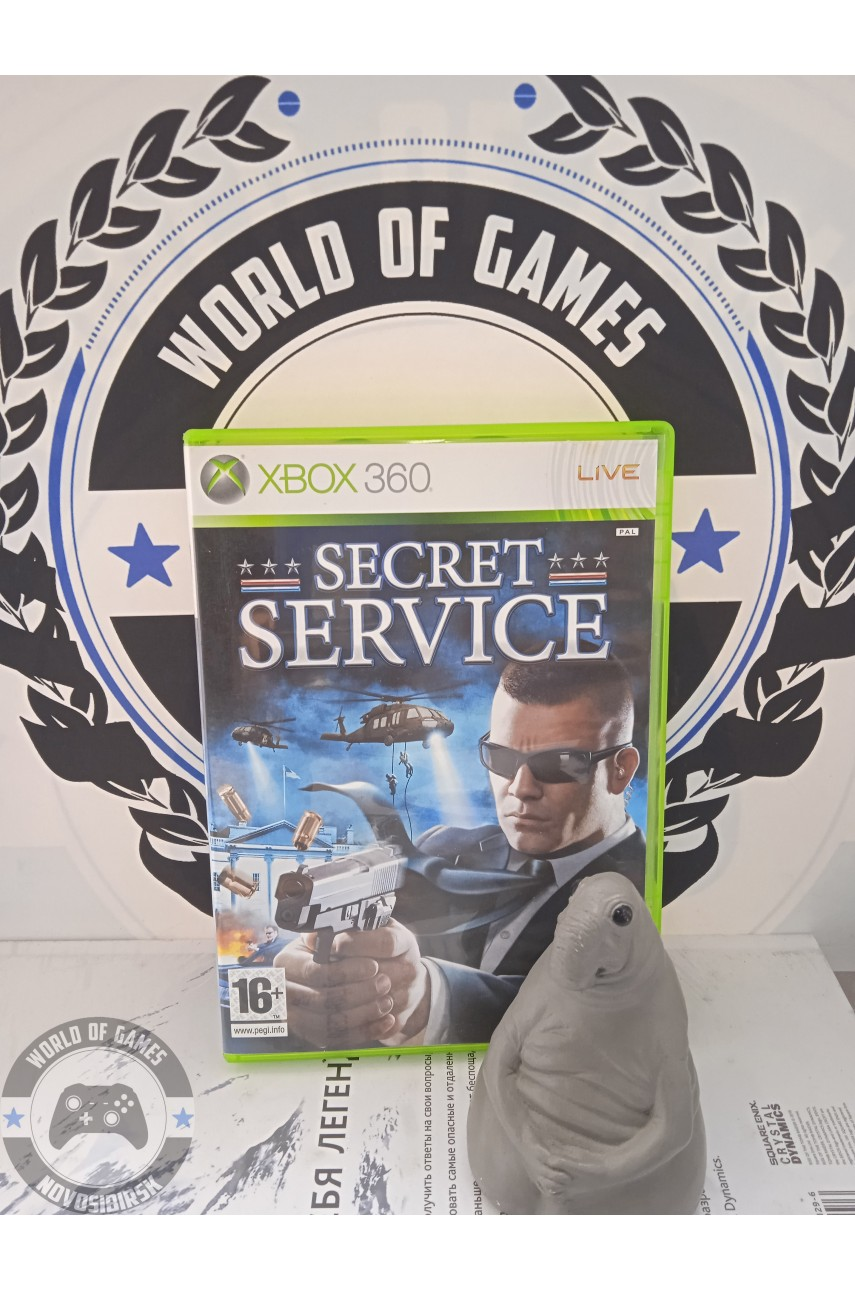 Secret Service [Xbox 360]