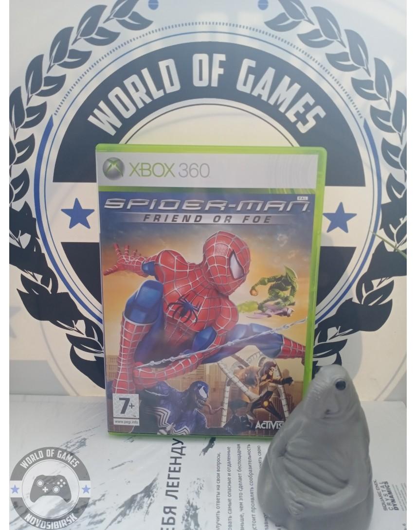 Spider-Man Friend or Foe [Xbox 360]