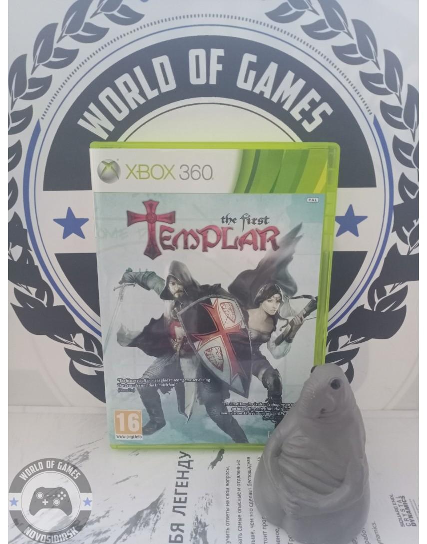 The First Templar [Xbox 360]