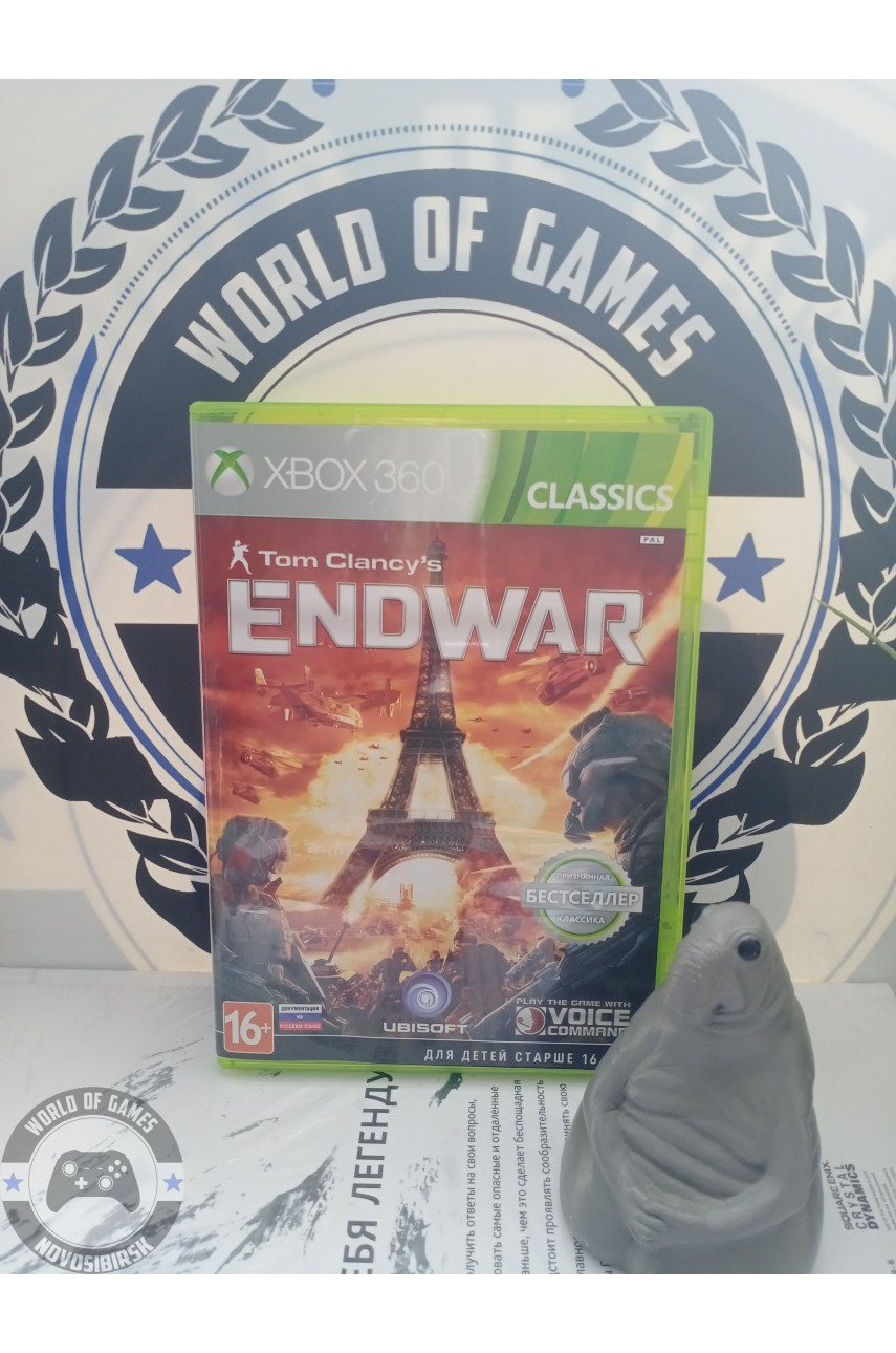 Tom Clancy's EndWar [Xbox 360]