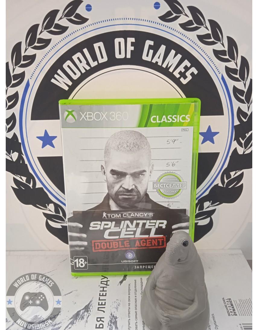 Tom Clancy's Splinter Cell Double Agent [Xbox 360]