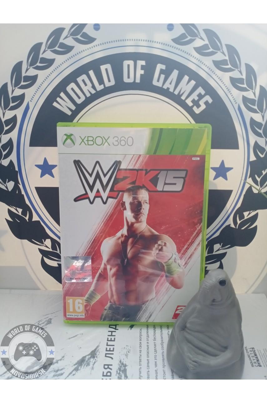 W2K15 [Xbox 360]